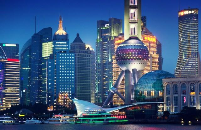 Fashion Rocks Arrives in Shanghai