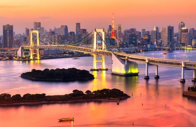 Tokyo Fashion Week starts Monday.