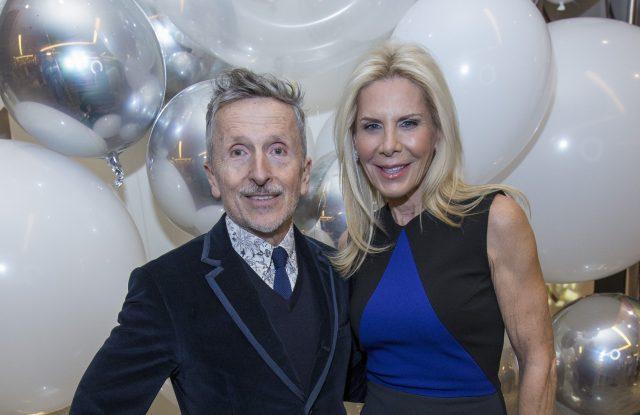 Simon Doonan and Nancy Rsenick