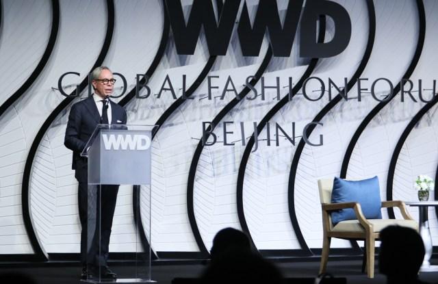 Global Fashion Forum Beijing 2016 Tommy Hilfiger