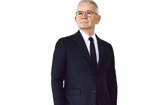 Massimo Ferretti Executive Chairman of Moschino's Parent Company Aeffe