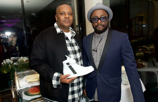 Carl Gilliam and Will.i.am