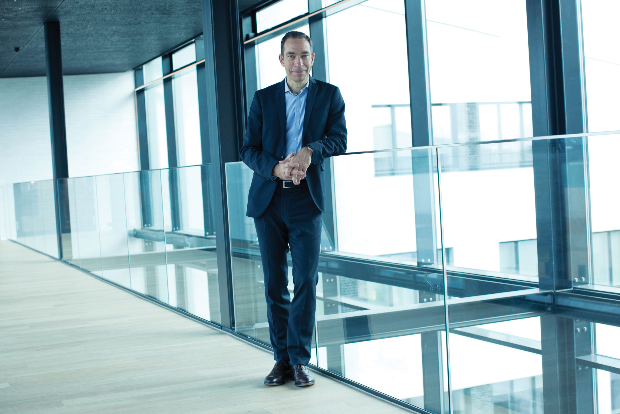 Anders Colding Friis, chief executive officer of Pandora.