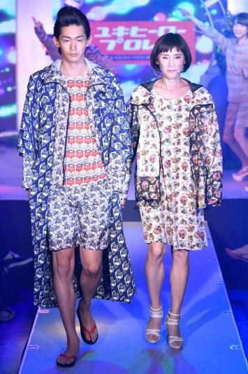 Yukihero Pro-Wrestling x Yumemiru Adolescence RTW Spring 2017 Tokyo Fashion Week