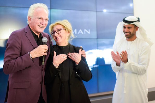 David and Sybil Yurman Dubai Khalid Al Tayer