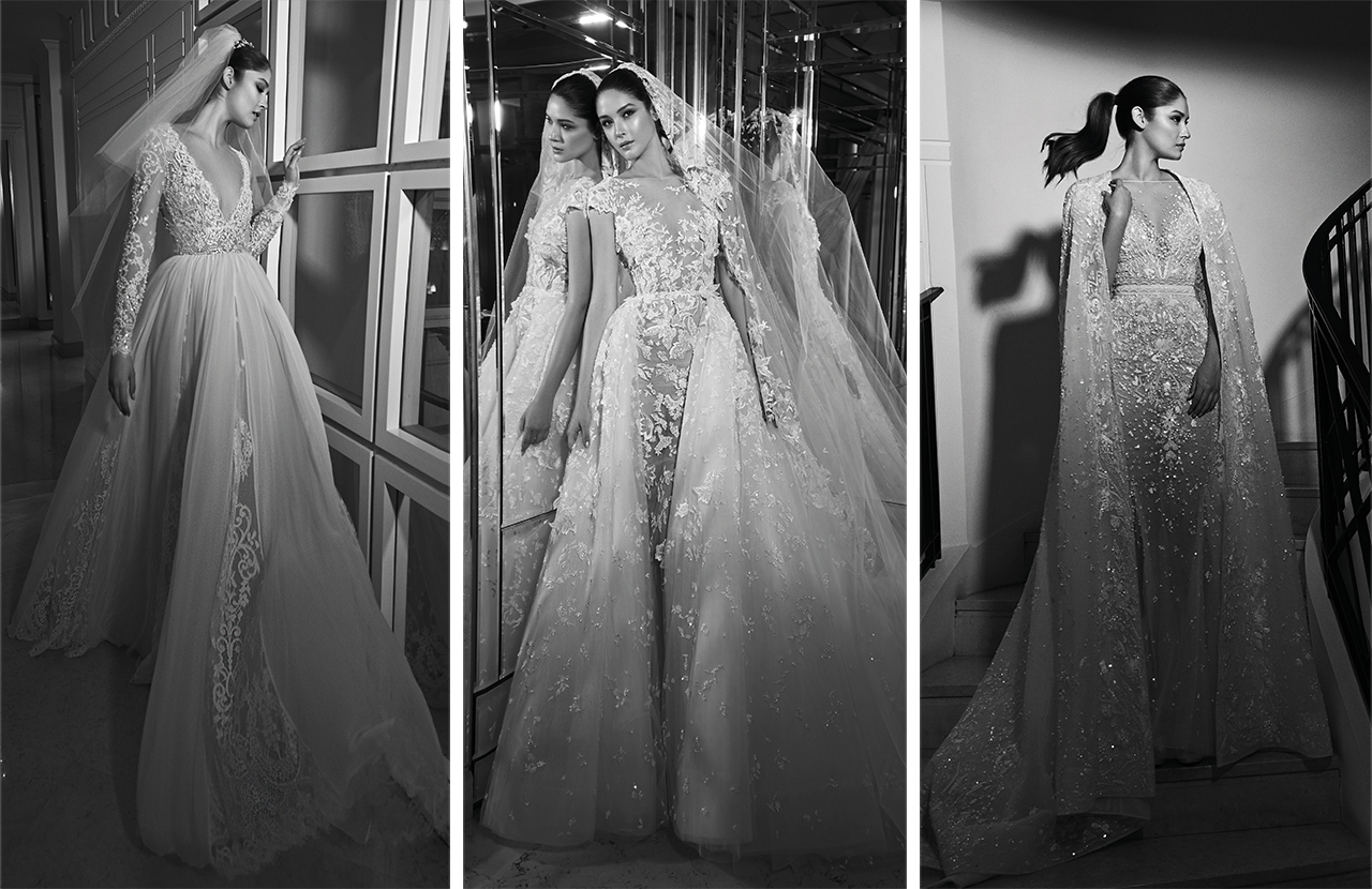 Zuhair Murad Bridal Fall 2017 Wwd