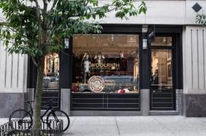 Woolrich John Rich & Bros Store in New York's SoHo