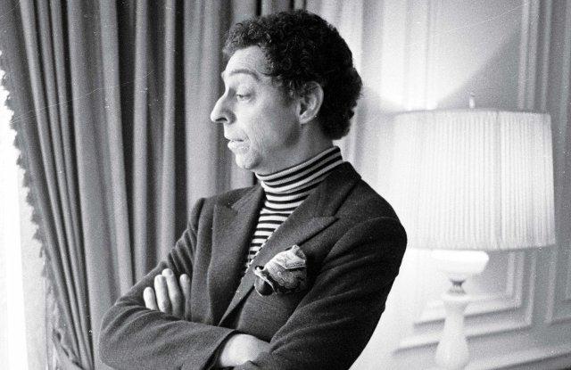 James Galanos in 1968.