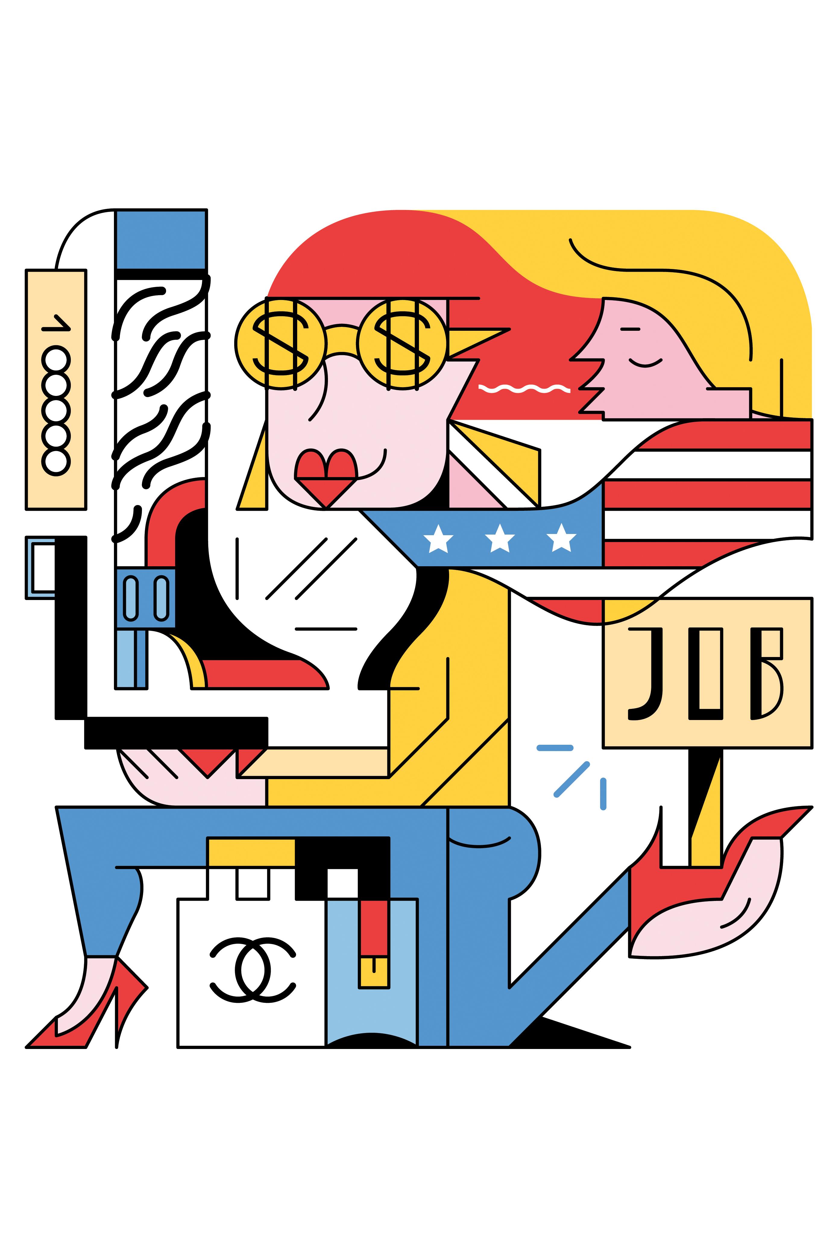 U.S. Economy Seen as Fundamentally OK.