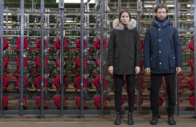 Woolrich John Rich & Bros Fall/Winter 2017 Collection
