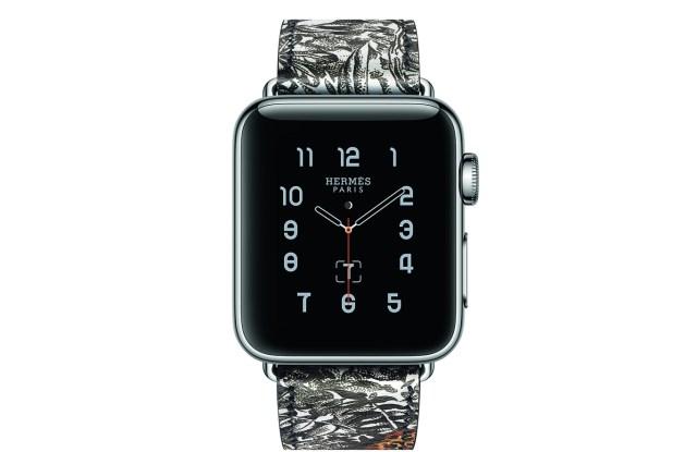 new Hermès Apple Watch