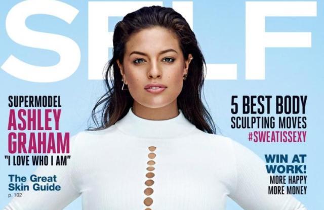 ashley graham self magazine october issue