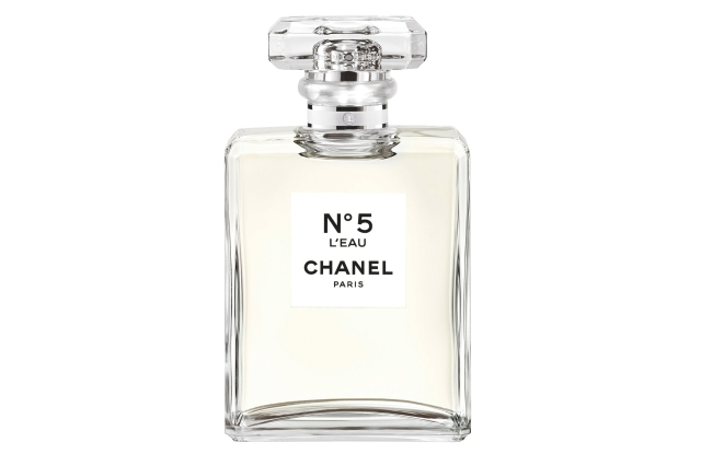 This season's best bets: Chanel No. 5 L'Eau.