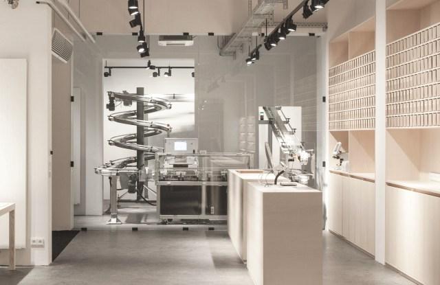 Yun's Berlin store