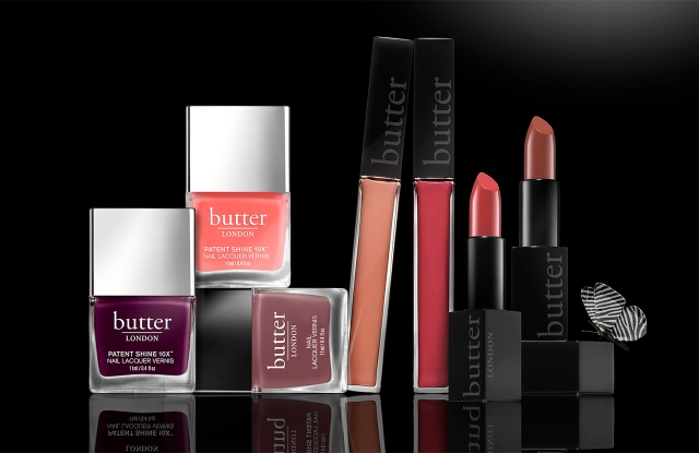 Products from Butter London