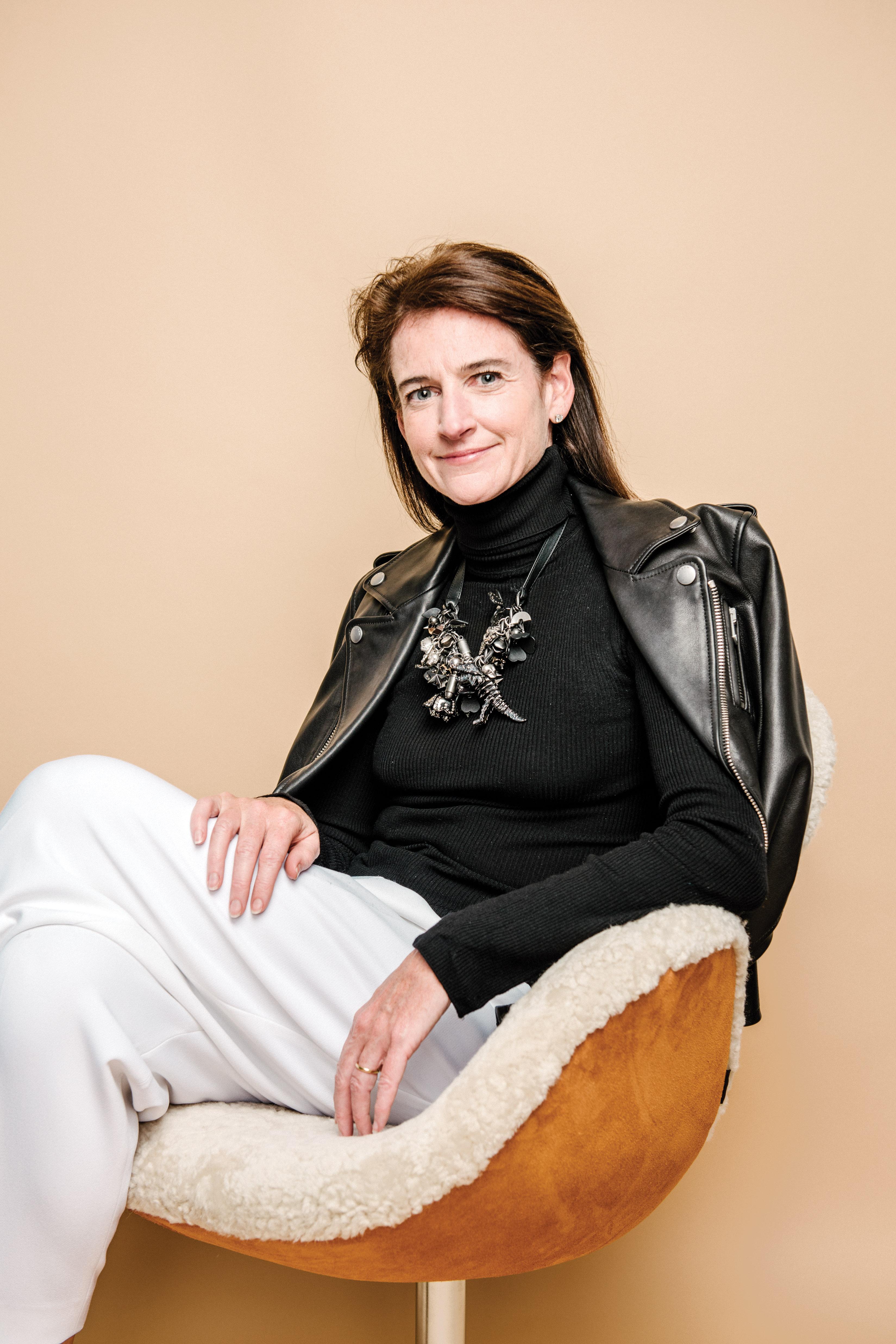 Diane Mahady.