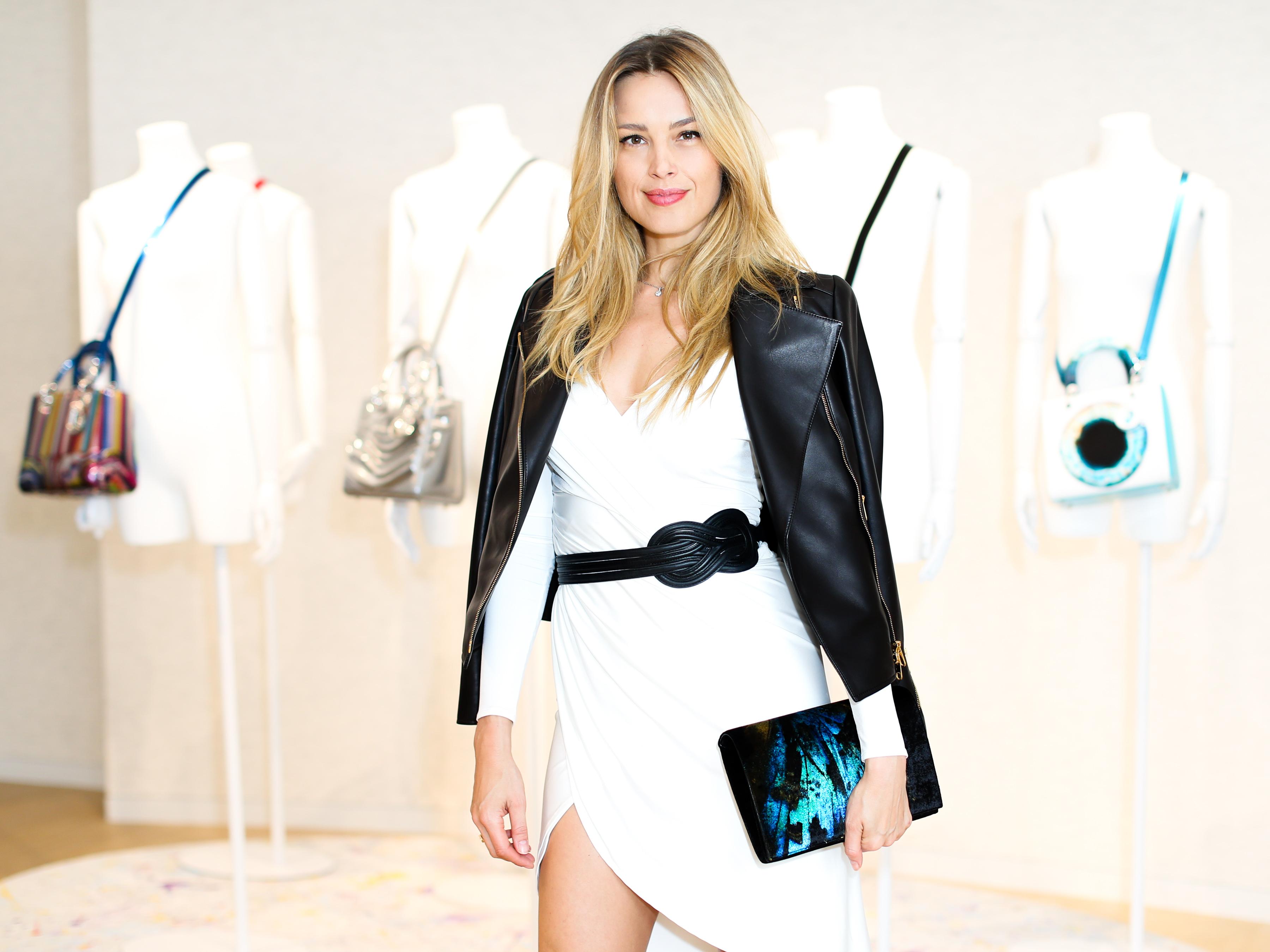 Dior Lady : Art Miami Launch Event
