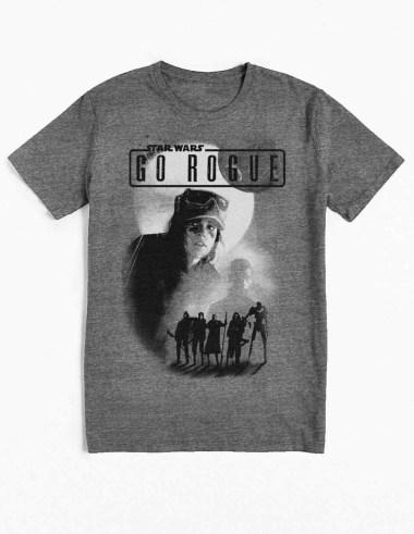 """Force 4 Fashion"" T-shirt star wars rogue 1"