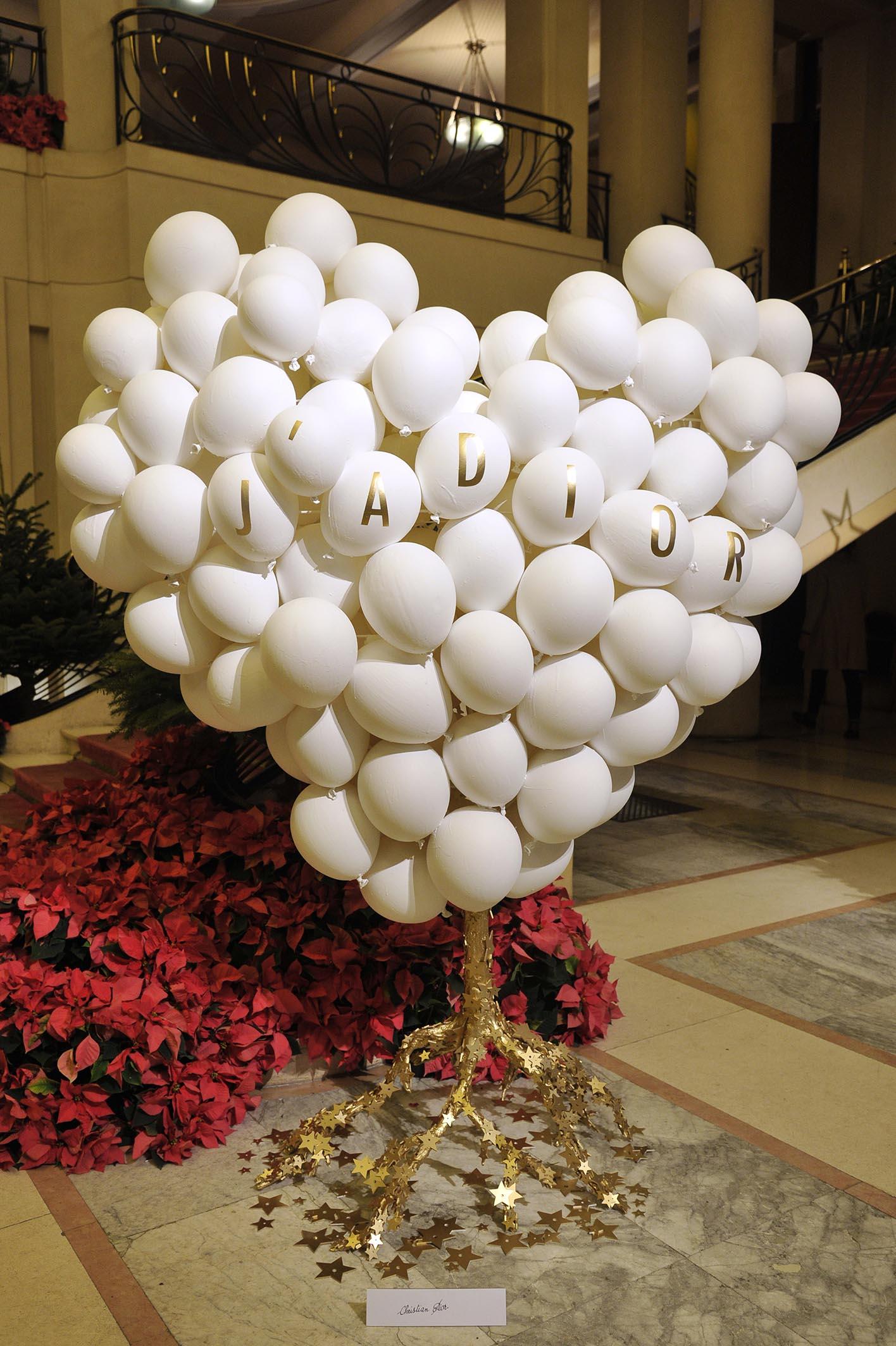 The Dior tree