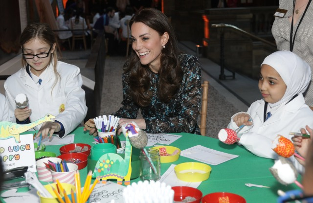 Duchess of Cambridge Kate Middleton LK Bennett