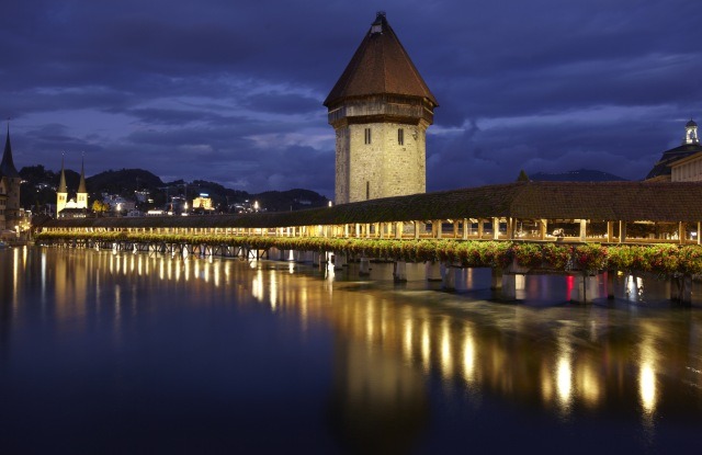 Carl F. Bucherer is trying to rev up tourism in its hometown of Lucerne, Switzerland.
