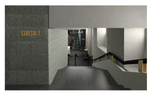 A rendering of Ceresio 7 Gym&Spa
