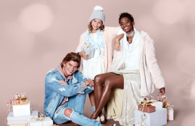 Forever 21 Holiday 2016