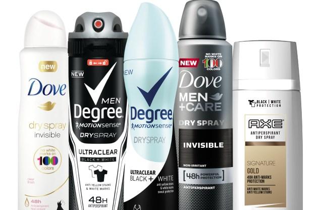 Unilever packaging