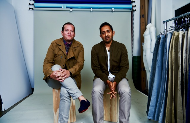 Five Four founders Andres Izquieta and Dee Murthy