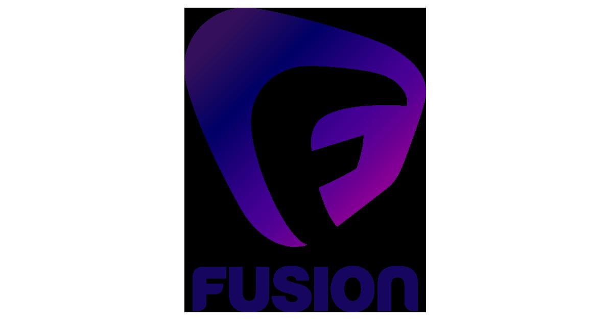 Fusion logo.