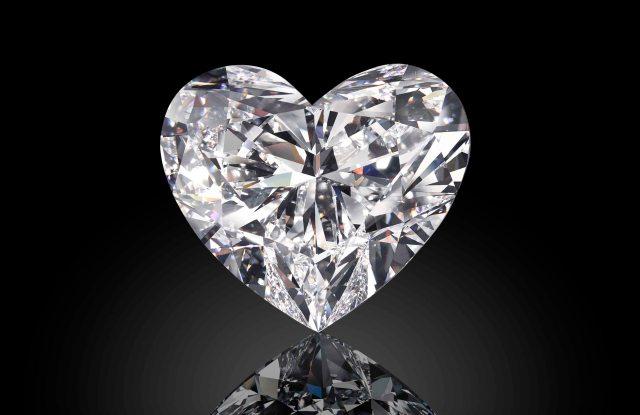 A Graff diamond design.