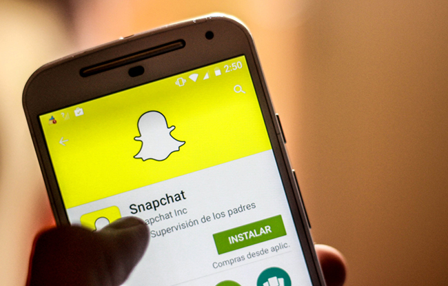Snapchat partners with NBC News