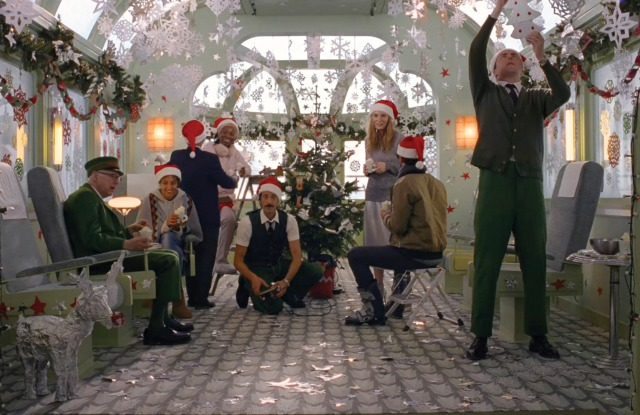 Adrien Brody stars in a film for H&M, directed by Wes Anderson.