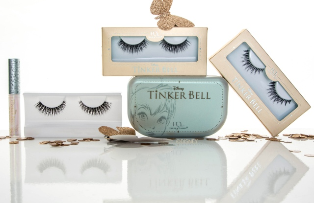 Tinker Bell products from House of Lashes