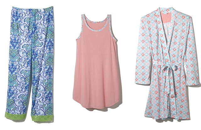 Comfortably You, a new loungewear line at HSN.