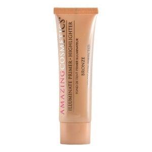 Amazing Cosmetics Illuminate primer in Bronze.