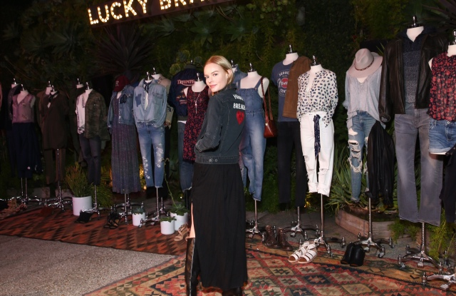 Kate Bosworth in Lucky Brand