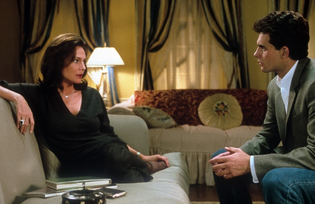 Jacqueline Bisset and Kristoffer Polaha in America's Prince, 2003.