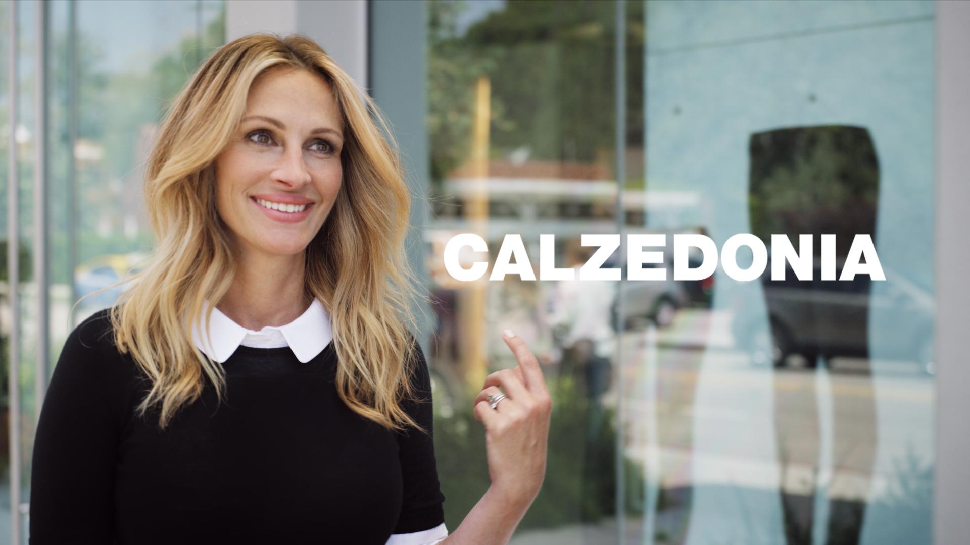 Julia Roberts in Calzedonia 2015 TV Advertising Campaign