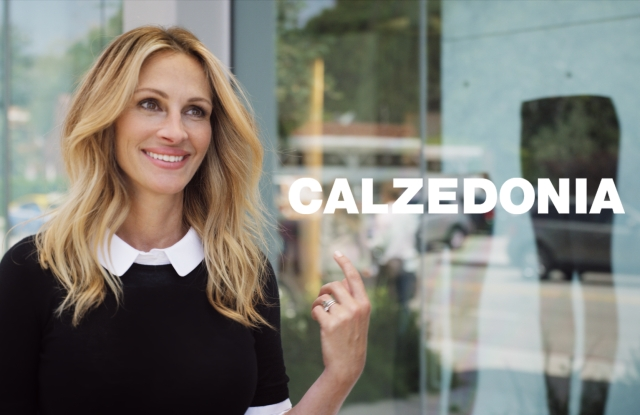 Julia Roberts in Calzedonia 2015 TV Advertising Campaign