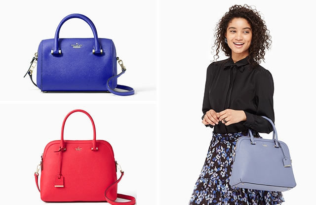 Kate Spade's Cameron Street Collection.