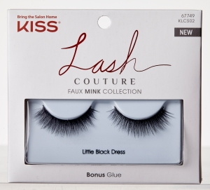 Kiss Faux Mink Collection Lash Couture