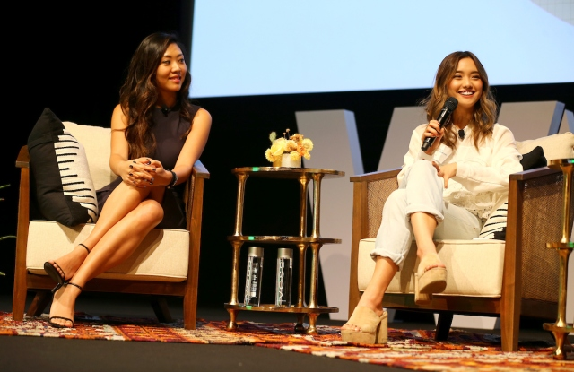 Sara Lee and Jenn Im