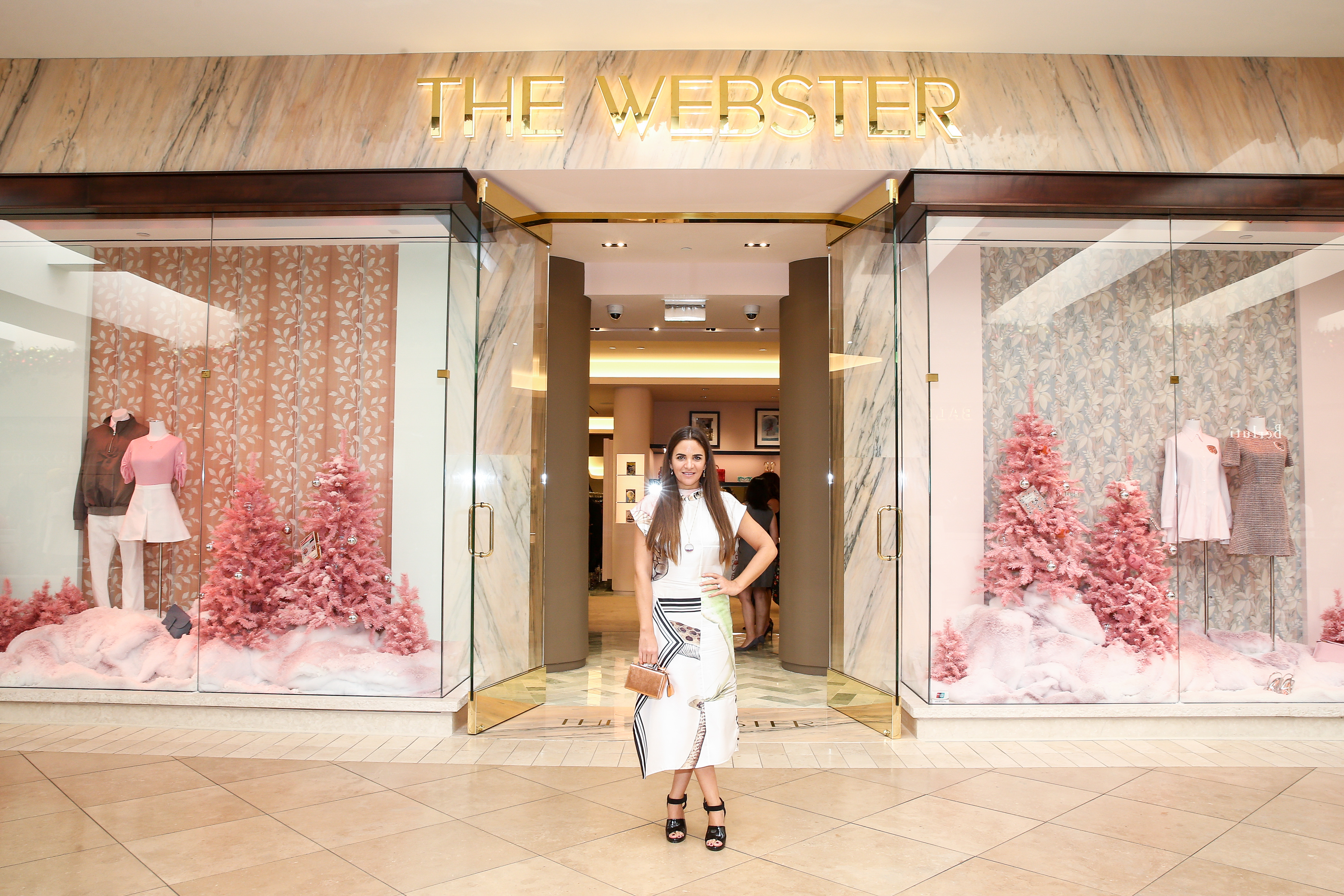 The Webster South Coast Plaza Opening Party and Fashion Show