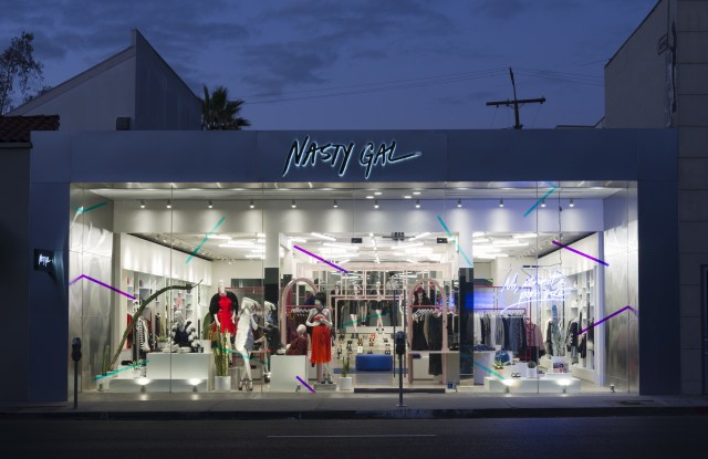 Nasty Gal Melrose Avenue