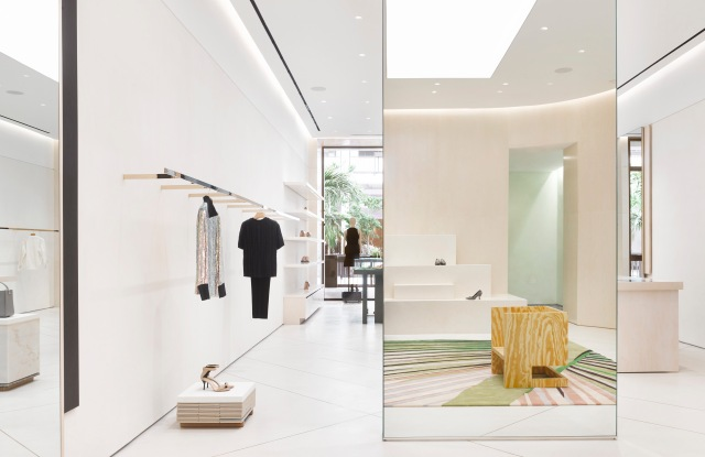 Phillip Lim in Bal Harbour, Florida.