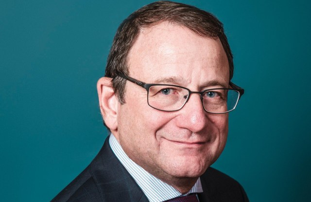 Jerry Storch, chief executive officer, Hudson's bay Co.