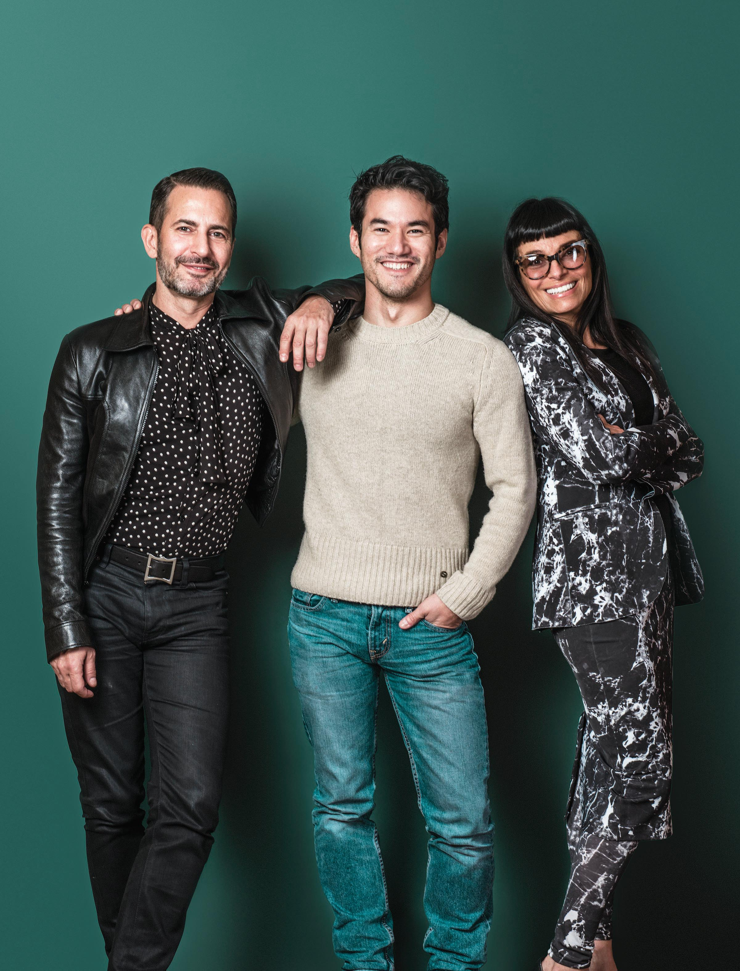 Marc Jacobs, Joseph Altuzarra, Norma Kamali.