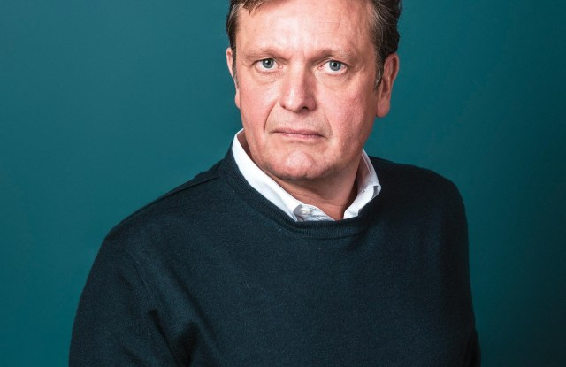 Tom Chapman, co-chief executive officer, matchesfashion.com