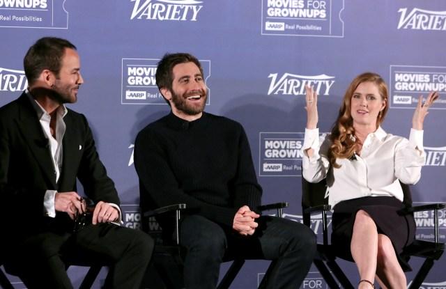 'Nocturnal Animals' Variety Screening Tom Ford, Jake Gyllenhaal Amy Adams